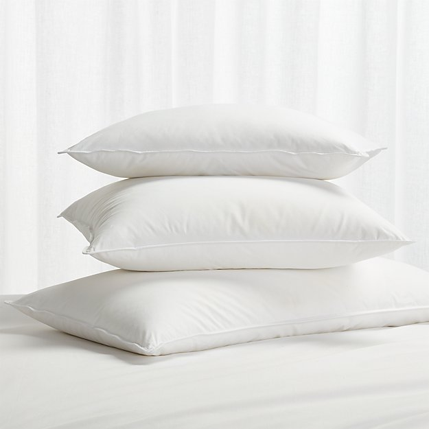 Down Alternative Medium Pillows