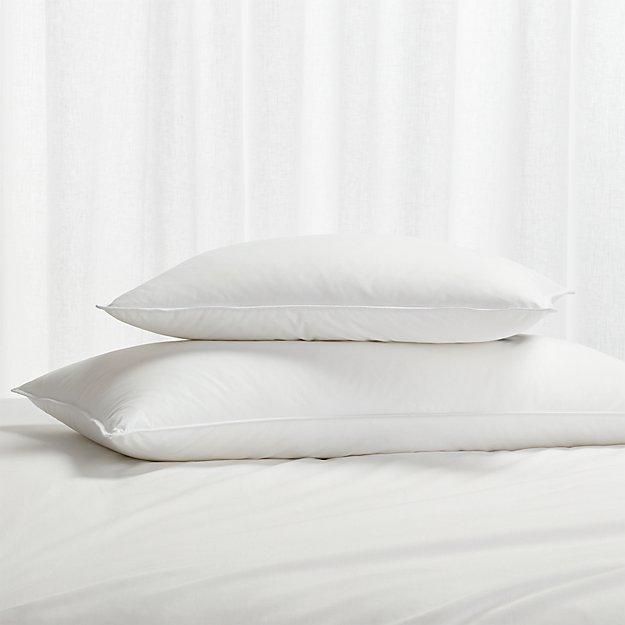 Down Alternative Firm Pillows